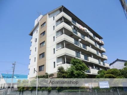 大阪府大阪市生野区、東部市場前駅徒歩16分の築29年 6階建の賃貸マンション