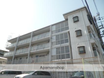 大阪府大阪市生野区、平野駅徒歩8分の築37年 4階建の賃貸マンション