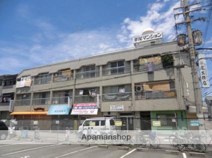 大阪府大阪市生野区、JR長瀬駅徒歩19分の築41年 3階建の賃貸マンション