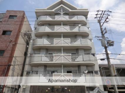 大阪府大阪市生野区、東部市場前駅徒歩29分の築27年 6階建の賃貸マンション