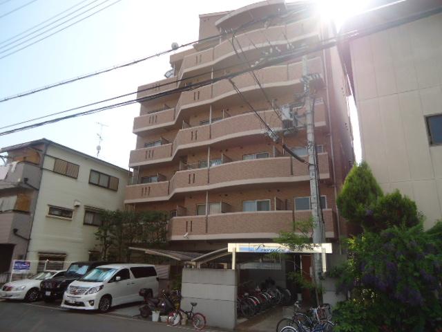 大阪府大阪市平野区、平野駅徒歩20分の築12年 6階建の賃貸マンション