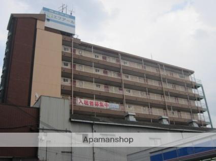 大阪府大阪市平野区、平野駅徒歩20分の築32年 8階建の賃貸マンション