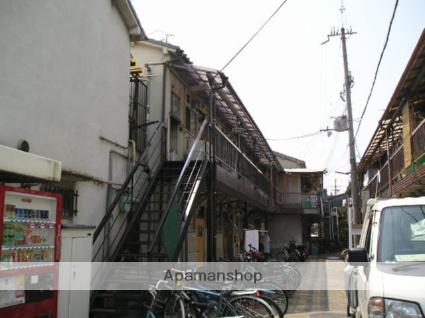 大阪府大阪市平野区、加美駅徒歩10分の築47年 2階建の賃貸アパート