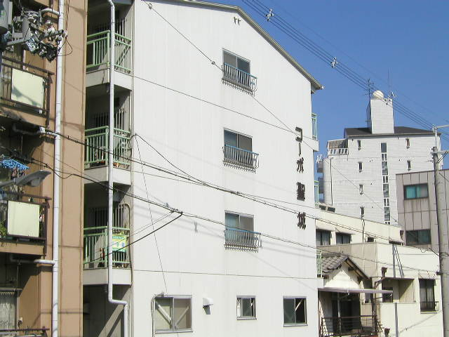 大阪府大阪市生野区、平野駅徒歩10分の築31年 5階建の賃貸マンション