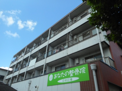 大阪府大阪市平野区、加美駅徒歩24分の築31年 4階建の賃貸マンション