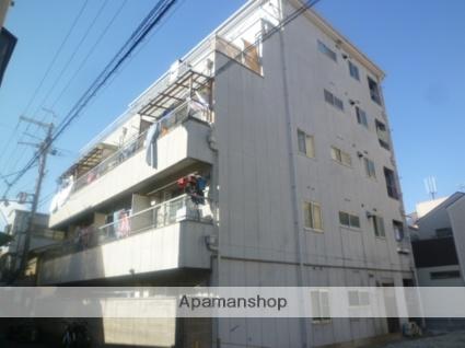 大阪府大阪市生野区、今里駅徒歩14分の築31年 5階建の賃貸マンション