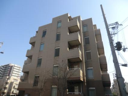 大阪府大阪市生野区、寺田町駅徒歩1分の築20年 5階建の賃貸マンション