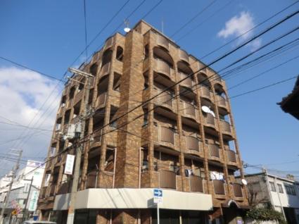 大阪府大阪市生野区、東部市場前駅徒歩18分の築25年 8階建の賃貸マンション