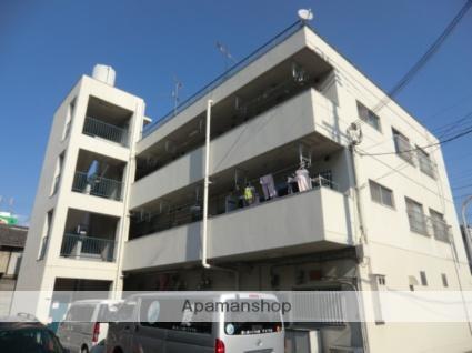 大阪府大阪市生野区、東部市場前駅徒歩12分の築41年 3階建の賃貸マンション