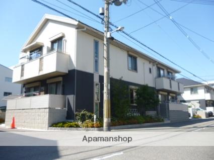 大阪府大阪市平野区、加美駅徒歩15分の築5年 2階建の賃貸アパート