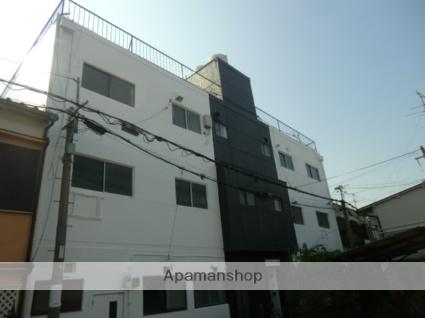 大阪府大阪市生野区、東部市場前駅徒歩13分の築48年 3階建の賃貸マンション