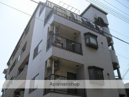 大阪府大阪市生野区、東部市場前駅徒歩10分の築26年 5階建の賃貸マンション