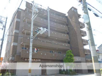 大阪府大阪市平野区、平野駅徒歩14分の築14年 6階建の賃貸マンション