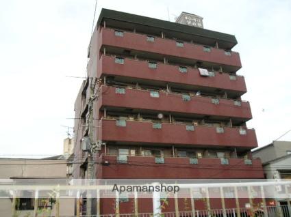 大阪府大阪市生野区、平野駅徒歩10分の築23年 7階建の賃貸マンション