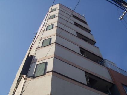 大阪府大阪市生野区、東部市場前駅徒歩16分の築13年 7階建の賃貸マンション
