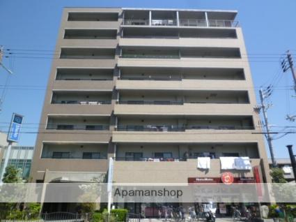 大阪府大阪市生野区、小路駅徒歩12分の築17年 8階建の賃貸マンション