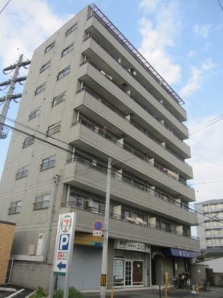 大阪府大阪市平野区、北巽駅徒歩17分の築28年 8階建の賃貸マンション