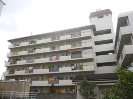 大阪府大阪市平野区、加美駅徒歩17分の築37年 6階建の賃貸マンション