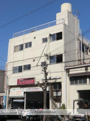 大阪府大阪市平野区、平野駅徒歩19分の築44年 3階建の賃貸マンション