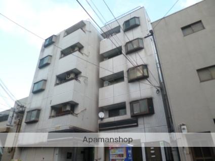大阪府大阪市平野区、平野駅徒歩17分の築28年 5階建の賃貸マンション