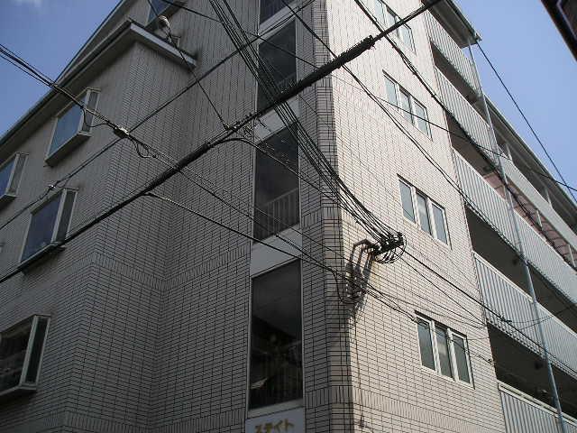 大阪府大阪市生野区、東部市場前駅徒歩14分の築26年 6階建の賃貸マンション