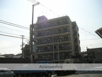 大阪府大阪市生野区、桃谷駅徒歩16分の築29年 6階建の賃貸マンション