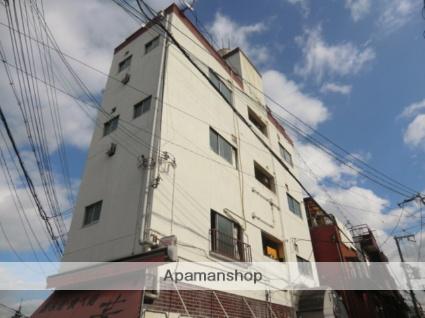 大阪府大阪市生野区、桃谷駅徒歩13分の築41年 4階建の賃貸マンション
