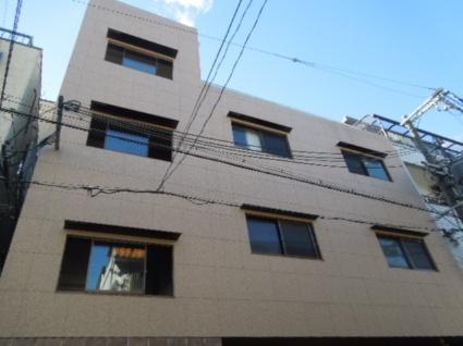 大阪府大阪市生野区、桃谷駅徒歩12分の築39年 4階建の賃貸マンション