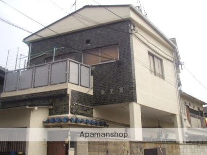 大阪府大阪市生野区、桃谷駅徒歩8分の築43年 2階建の賃貸マンション