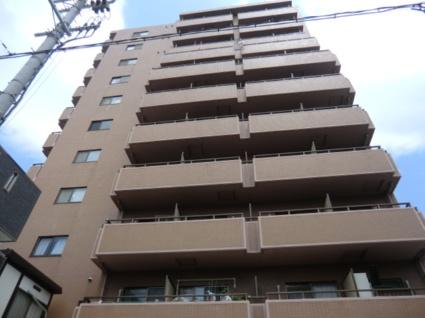 大阪府大阪市生野区、鶴橋駅徒歩20分の築25年 11階建の賃貸マンション