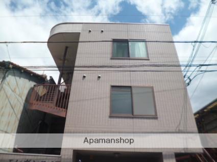 大阪府大阪市平野区、加美駅徒歩6分の築19年 3階建の賃貸マンション