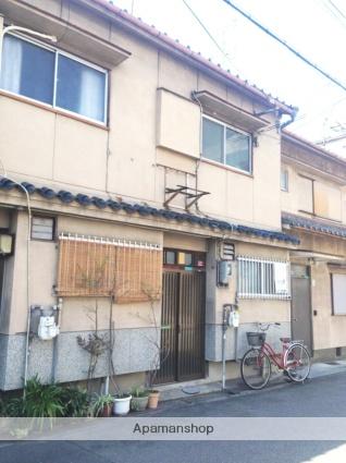 大阪府大阪市平野区、加美駅徒歩12分の築43年 2階建の賃貸アパート