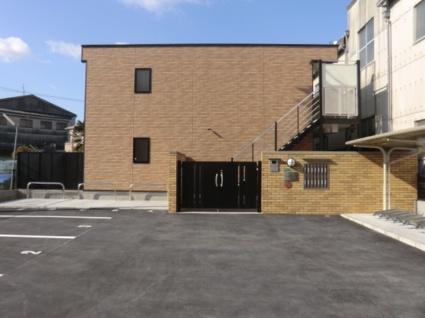 大阪府大阪市平野区、平野駅徒歩9分の築6年 2階建の賃貸アパート