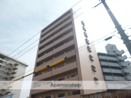 大阪府大阪市平野区、平野駅徒歩4分の築3年 10階建の賃貸マンション
