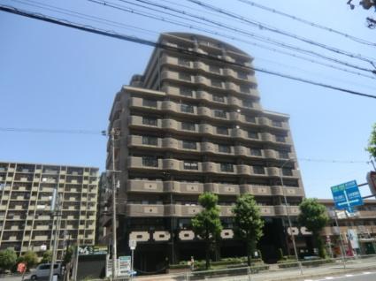 大阪府大阪市平野区、喜連瓜破駅徒歩6分の築18年 12階建の賃貸マンション