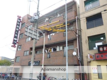大阪府大阪市平野区、加美駅徒歩15分の築37年 4階建の賃貸マンション