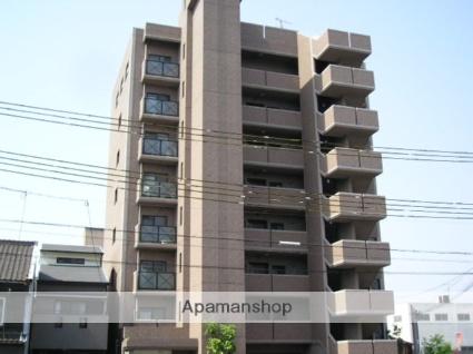 大阪府大阪市東住吉区、平野駅徒歩12分の築18年 8階建の賃貸マンション