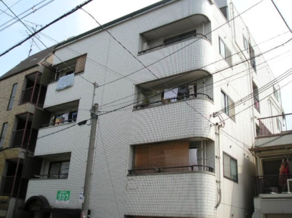 大阪府大阪市東住吉区、東部市場前駅徒歩12分の築28年 5階建の賃貸マンション