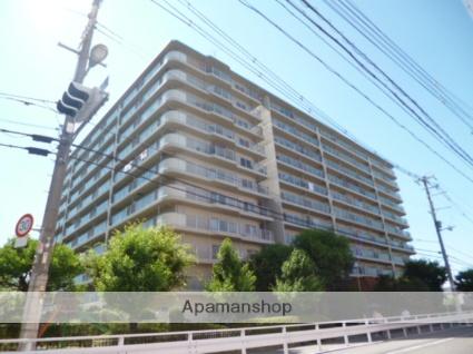 大阪府大阪市平野区、平野駅徒歩4分の築40年 11階建の賃貸マンション