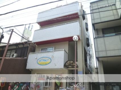 大阪府大阪市平野区、平野駅徒歩15分の築27年 4階建の賃貸マンション