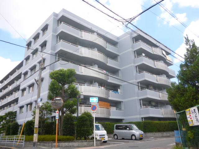大阪府大阪市平野区、加美駅徒歩10分の築24年 6階建の賃貸マンション