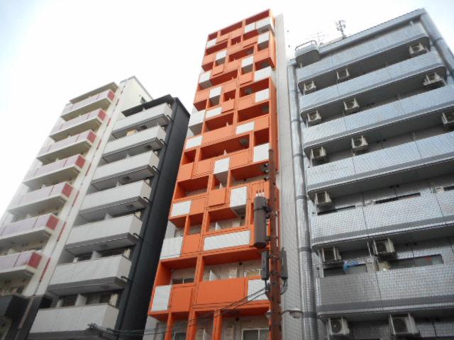 大阪府大阪市浪速区、JR難波駅徒歩9分の築9年 12階建の賃貸マンション