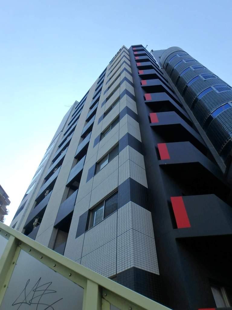 大阪府大阪市中央区、近鉄日本橋駅徒歩4分の築5年 12階建の賃貸マンション