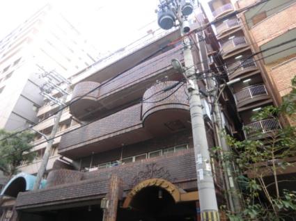 大阪府大阪市中央区、近鉄日本橋駅徒歩3分の築32年 8階建の賃貸マンション