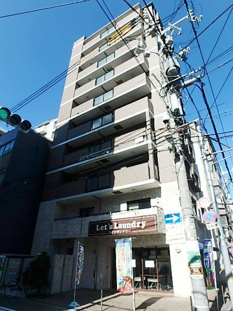 大阪府大阪市中央区、心斎橋駅徒歩15分の築9年 10階建の賃貸マンション