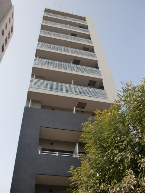 大阪府大阪市中央区、難波駅徒歩8分の築8年 10階建の賃貸マンション
