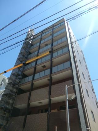 大阪府大阪市天王寺区、寺田町駅徒歩7分の新築 8階建の賃貸マンション