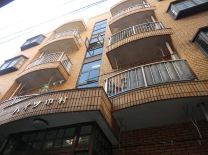 大阪府大阪市天王寺区、桃谷駅徒歩11分の築31年 4階建の賃貸アパート