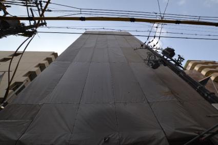 大阪府大阪市中央区、谷町六丁目駅徒歩5分の新築 10階建の賃貸マンション