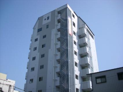 大阪府大阪市天王寺区、鶴橋駅徒歩14分の築6年 10階建の賃貸マンション